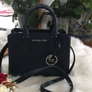 Micheal Kors NWT Camille Leather Satchel
